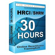 hrci-shrm-30-hour-online-recertification-training-suite image